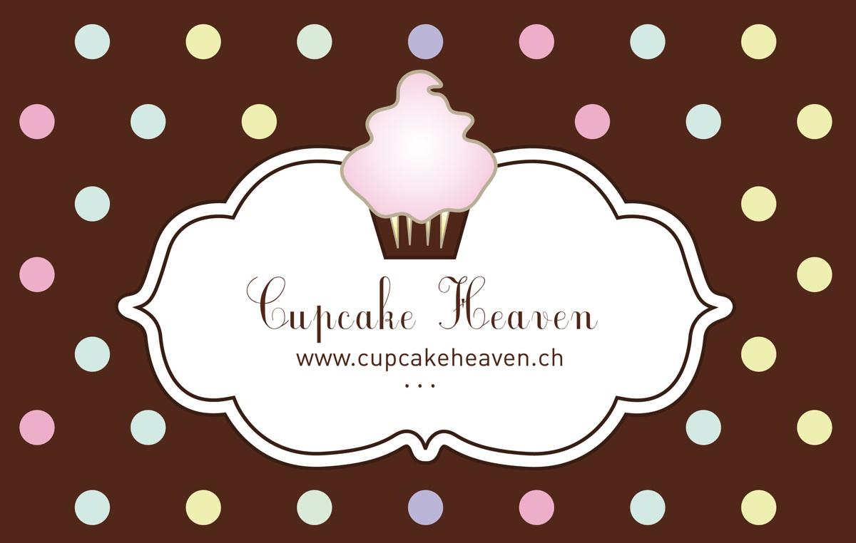 Design factory creative platforms visual communication cupcake heaven l business card design magicingreecefo Images